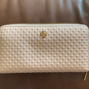Tory Burch wallet!